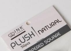 Plush Tips - Natural - Refill Size 3