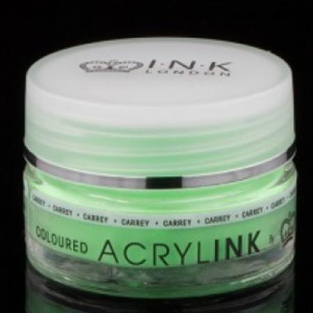Coloured Powder - Carrey Neon Green