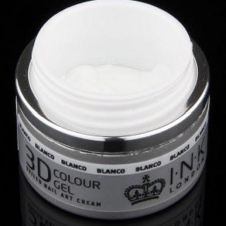 3D Gel - Blanco No Wipe