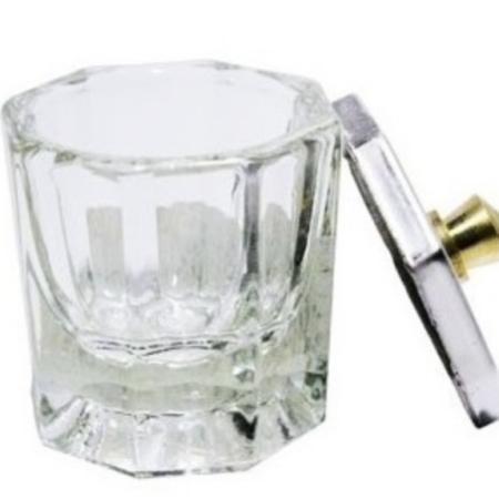 Liquid potje met deksel