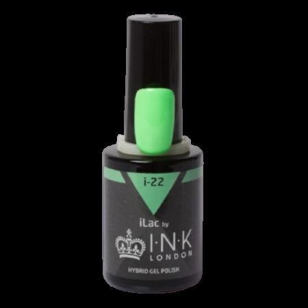 iLac I-22 Ink London gel polish wes'thetique