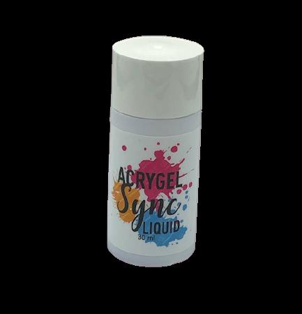 Acrygel liquid mini Ink London wes'thetique
