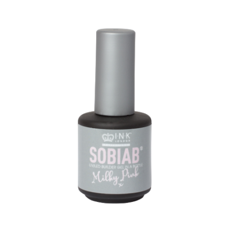 SOBIAB® - Milky Pink Ink London Wes'thetique Biab
