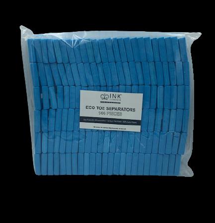 Toe Separators - Blue (144 Stuks) Ink London Wes'thetique