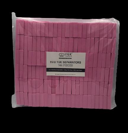 Toe Separators - Light Pink (144 Stuks) Ink London Wes'thetique