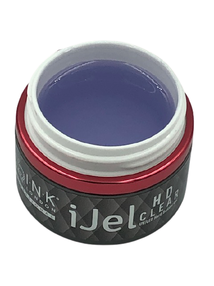 iJel - Clear HD 15ml Ink London Wes'thetique Buildergel
