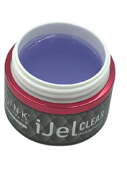 iJel - Clear 50ml Ink London Wes'thetique