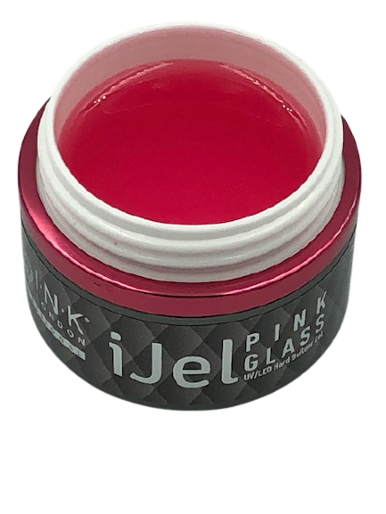 iJel - Pink Glass 15ml Wes'thetique Ink London