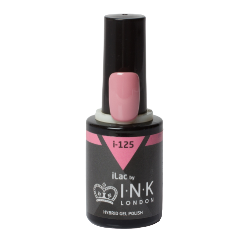iLac - i-125 - Pink Suede Wes'thetique Ink London