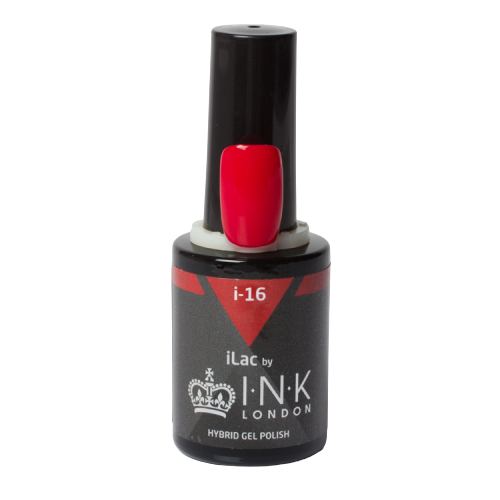 iLac - i-16 - Classic Red Wes'thetique Ink London
