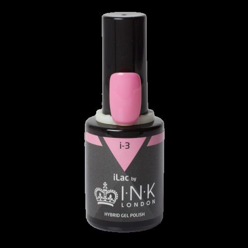 iLac - i-3 -Soft Pastel Pink Wes'thetique Ink London