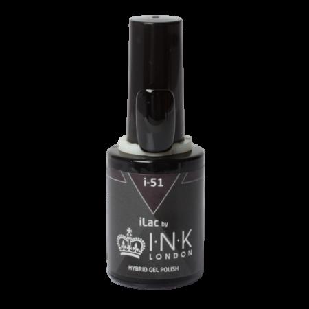 iLac - i-51 - Dark Noir Wes'thetique Ink London