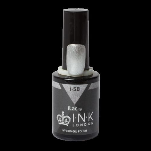 iLac - i-58 - Glitterati Silver Wes'thetique Ink London