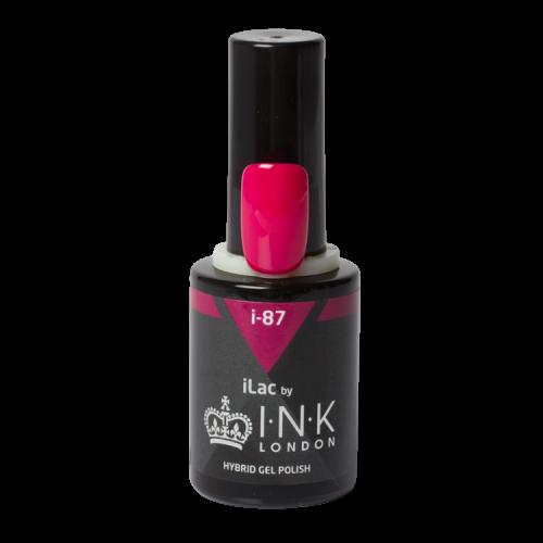 iLac - i-87 - Uber Pink Wes'thetique Ink London