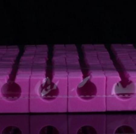 Toe Separators - Dark Pink (144 Stuks)