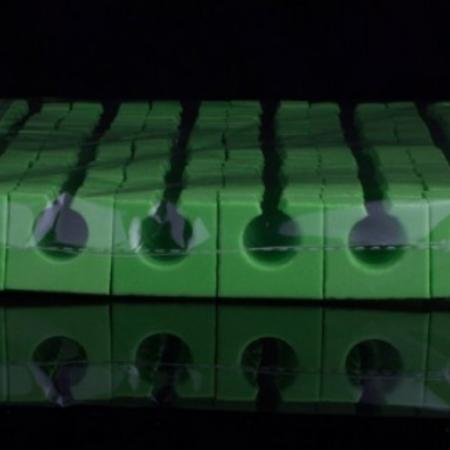 Toe Separators - Green (144 Stuks)