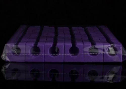Toe Separators - Purple (144 Stuks)