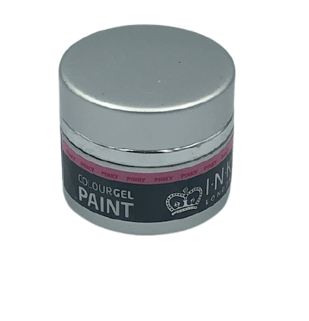 Paintgel - Pinky Ink London Wes'thetique