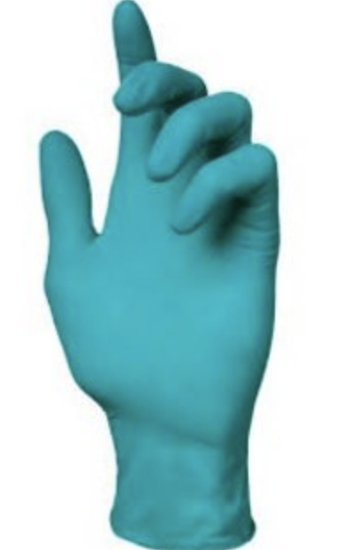 Nitril handschoenen groen extra dik wes'thetique