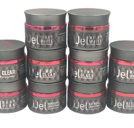 ijel 50ml full collection Ink London Wes'thetique
