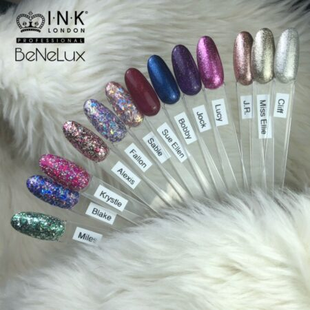dynasty dallas glitters Ink London Wes'thetique