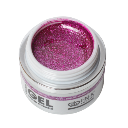 Dallas Shimmer Lucy Ink London wes'thetique