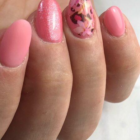 ink London wes'thetique roze gellak gelpolish