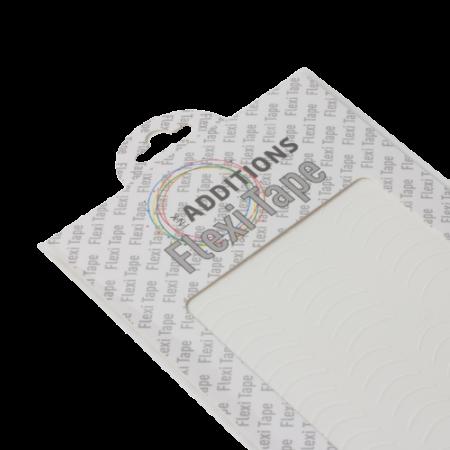 Flexi Tape smile White Ink London Wes'thetique