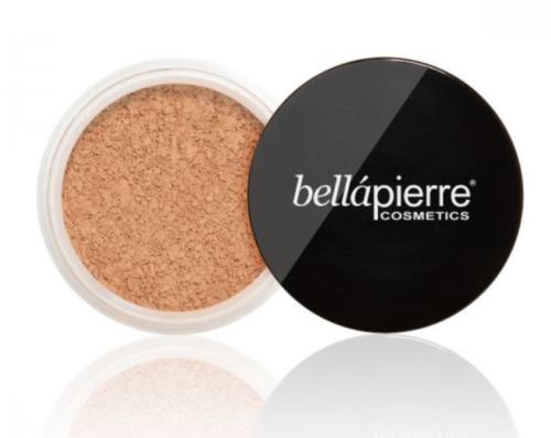 honey foundation mineral loose poeder Bellapierre westhetique