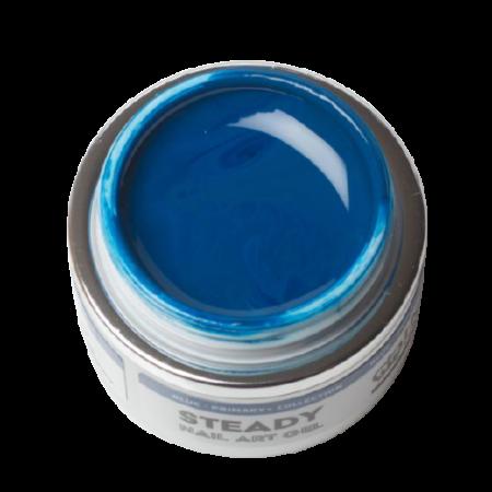 blauw paintgel art Ink London wes'thetique
