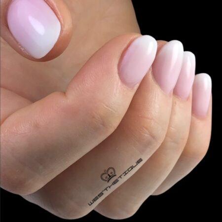 Babyboomer nails privé training nagelstyliste